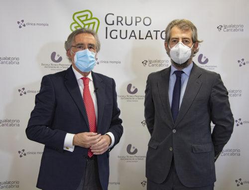 Entrevista a Luis Tomás Gómez, presidente del Igualatorio Médico de Cantabria.