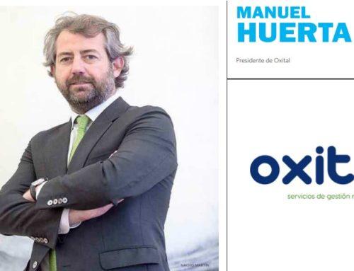 Entrevista a Manuel Huerta, presidente de Oxital, en El Economista